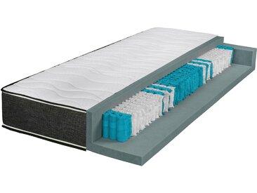 Breckle Boxspringmatratze »TFK 1000 Variant«, 1x 140x200 cm, grau