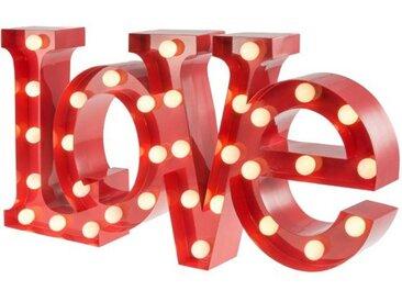 Marquee Lights  LED Dekolicht  »Love Schriftzug«, 48x23x23 cm (BxLxH)