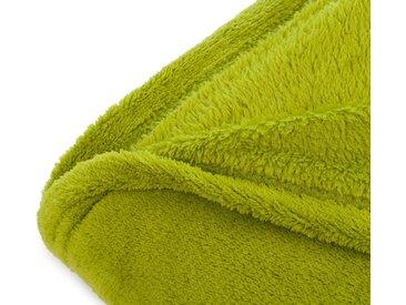 Gözze Plaid »Color«, 150x200 cm (BxL), grün