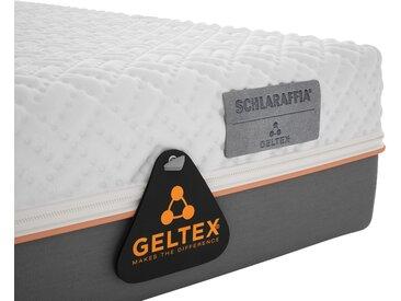 Schlaraffia Gelschaummatratze »GELTEX® Quantum 180«, 1x 90x200 cm, weiß, 81-100 kg