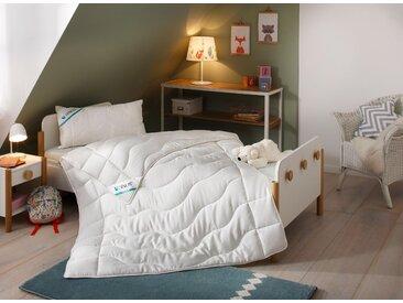 Lüttenhütt Kinderbettdecke + Kopfkissen »TENCEL™«, weiß