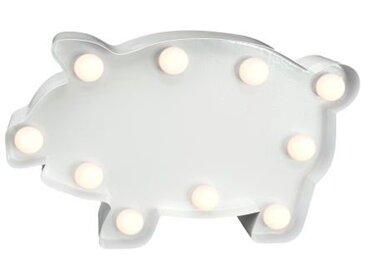 Marquee Lights  LED Dekolicht  »Schwein Schweinchen«, 23x14x14 cm (BxLxH)