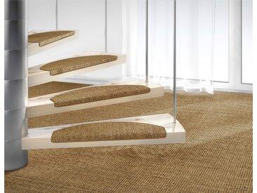 Dekowe Stufenmatte »Mara S2«, 5 mm Gesamthöhe, braun
