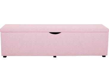 Places Of Style Hockerbank »Standard«, 120x42x40 cm (BxHxT), rosa