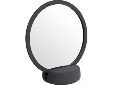 Blomus Kosmetikspiegel »SONO«, 17x19x9 cm (BxHxT), schwarz