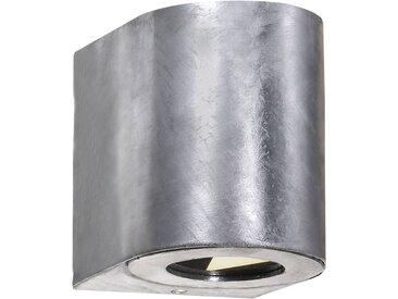 Nordlux LED Außen-Wandleuchte »Canto 2«, 8.7x10.4x10 cm (BxHxT)