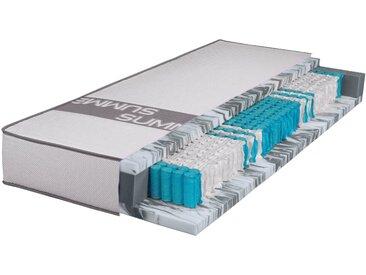 Breckle Taschenfederkernmatratze »SMARTSLEEP® 7000«, 140x200 cm, belastbar bis 120 kg, Höhe ca. 23 cm, weiß