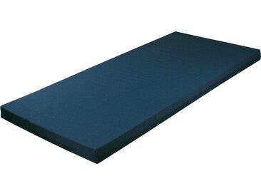 Breckle Jugendmatratze, 70x190 cm, Härtegrad 2, 0-65 kg, Höhe ca. 9 cm, blau