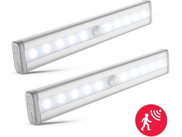 B.k.licht  LED Unterbauleuchte  »Apollo«, 3x18.9x2.2 cm (BxLxH)