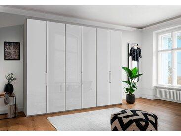 Wiemann Drehtürenschrank »Monaco«, 295.2x236x58 cm (BxHxT), weiß