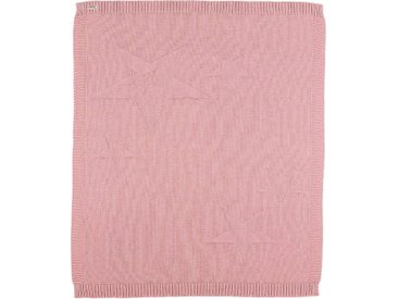 Sterntaler® Kinderdecke »Baylee«, 75x90 cm, rosa