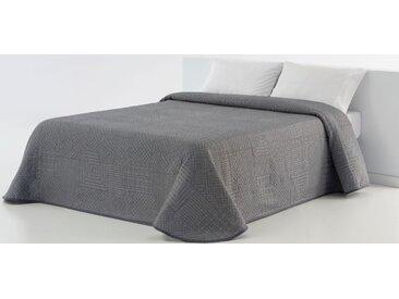 Vialman Home Tagesdecke »Kari«, 250x280 cm (BxL), grau