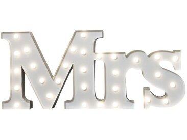 Marquee Lights  LED Dekolicht  »Mrs Schriftzug«, 88x38x38 cm (BxLxH)