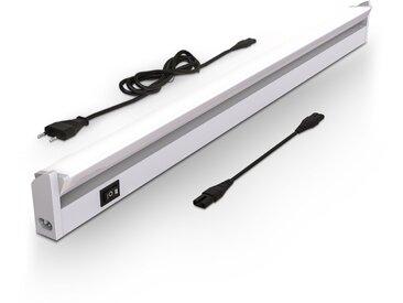 B.k.licht  LED Unterbauleuchte, 6.1x55.7x2.4 cm (BxLxH)