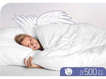 Schlafstil Naturhaarbettdecke »N500«, 200x220 cm (BxL)