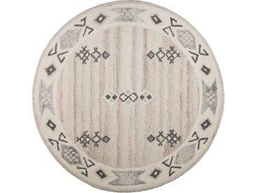 Theko® Wollteppich  »Royal Berber«, , Höhe 18 mm, 18 mm Gesamthöhe