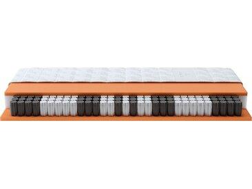 Schlaraffia Taschenfederkernmatratze »GELTEX® Quantum Pure 200 TFK«, 1x 200x210 cm, weiß, 81-100 kg