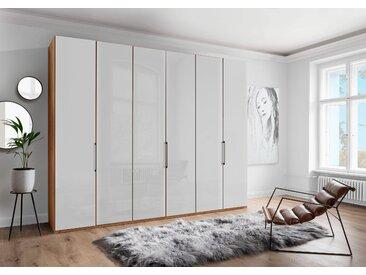 Wiemann Drehtürenschrank »Monaco«, 295.2x216x58 cm (BxHxT), weiß