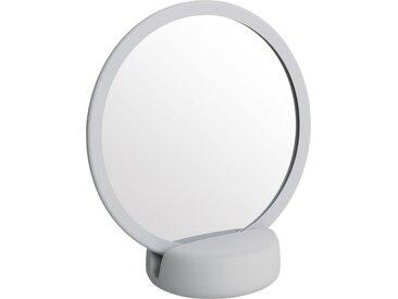 Blomus Kosmetikspiegel »SONO«, 17x19x9 cm (BxHxT), grau