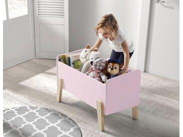 Vipack Spielzeugtruhe »Kiddy«, rosa