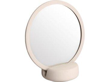 Blomus Kosmetikspiegel »SONO«, 17x19x9 cm (BxHxT), weiß