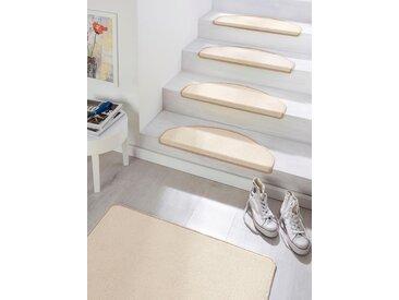 Hanse Home Stufenmatte »Fancy«, 7 mm Gesamthöhe, beige