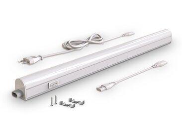 B.k.licht  LED Unterbauleuchte, 2.2x57.3x3.0 cm (BxLxH)