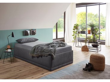 Westfalia Schlafkomfort Polsterbett »Texel«, schwarz