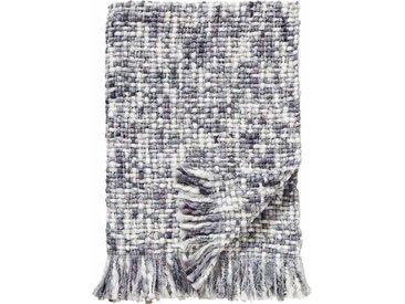 Damai Plaid »Dakar«, 130x170 cm (BxL), grau