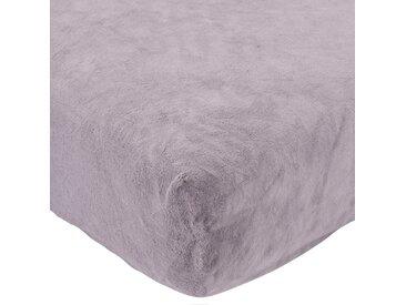 Setex Matratzenschoner, trocknergeeignet, grau