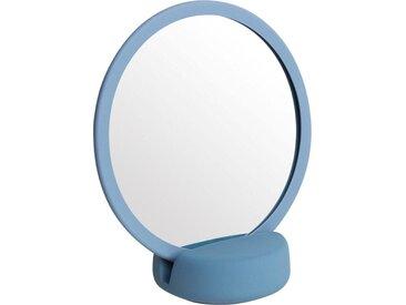 Blomus Kosmetikspiegel »SONO«, 17x19x9 cm (BxHxT), blau