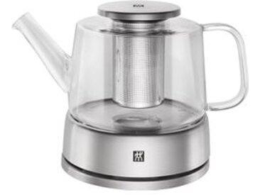 Sorrento Teekanne mit Stövchen und Teesieb (1l)