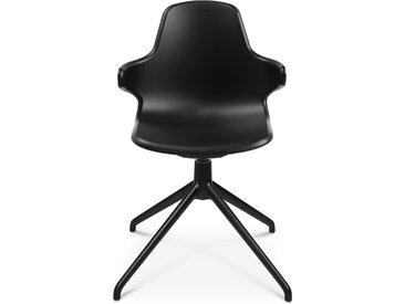 Outdoorstuhl Living Chairs Air 15 schwarz