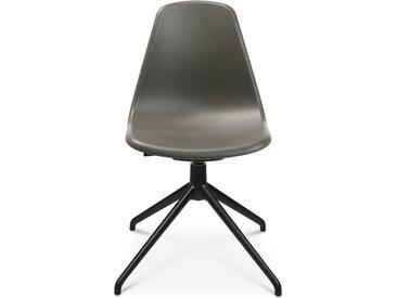 Outdoorstuhl Living Chairs Air 10 grau