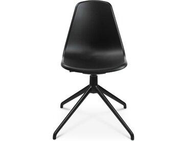 Outdoorstuhl Living Chairs Air 10 schwarz