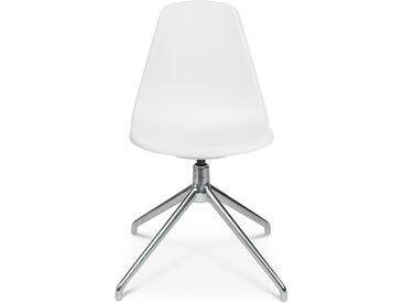 Outdoorstuhl Living Chairs Air 10 weiss