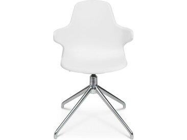 Outdoorstuhl Living Chairs Air 15 weiss