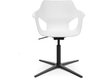 Outdoorstuhl Living Chairs Air 20 weiss