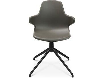 Outdoorstuhl Living Chairs Air 15 grau
