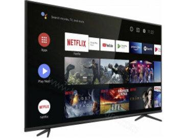 Thomson LED-Fernseher 65 Zoll 65UG6400 4K Android-TV