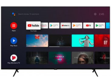"""Luxor LED-TV DL58U660T2CW 58"""" 4K-UHD Android"""