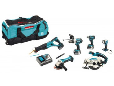 Makita DLX6011 Combo-Kit