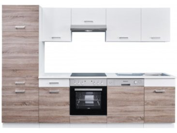 Küchenblock Max Leerblock 280cm