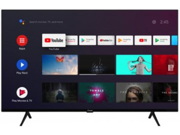 Luxor LED-Fernseher 50 Zoll DL50U660T2CW 4K-UHD Android