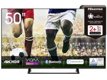 Hisense LED-Fernseher 50 Zoll 50A7300F 4K-UHD