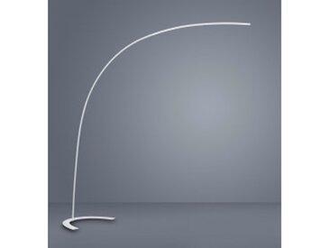 LED-Bogenleuchte 427511801 H. 210 cm weiß