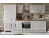 Küchenblock Premium Weiß Matt B/h/t: Ca. 310x211x60 Cm
