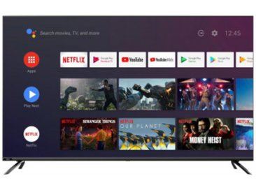 CHIQ LED-Fernseher 50 Zoll U50H7S 4K-UHD Android TV