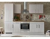 Küchenblock Premium Weiß Matt B/h/t: Ca. 270x211x60 Cm