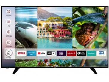 Luxor LED-Fernseher 43 Zoll DL43U550T1CW 4K UHD